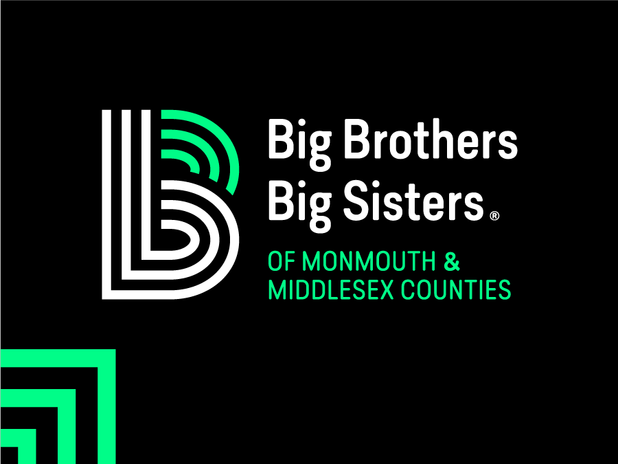 Image result for Big Brothers Big Sisters of Monmouth of Middlesex County logos